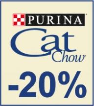 Cat Chow!