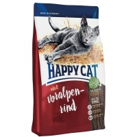 Happy Cat Supreme Adult Voralpenrind (Хэппи Кэт для кошек с альпийской говядиной) (53058р, 53057р)