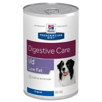 Hill's i/d Low Fat Digestive Care (Хиллс консервы для собак лечение ЖКТ с низким содержанием жира) (36987)