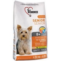 Senior Toy&Small Breeds - Senior Toy&Small Breeds