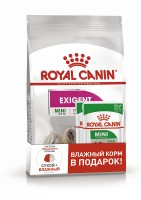 Mini Exigent (Royal Caninдля собак-приверед мелких пород 3 кг + 2 пауча(3130307)