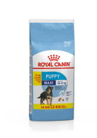 Акция! Maxi Puppy (Junior)  (Royal Canin для юниоров кр. пород /2 - 18 мес./, 15 кг + 3 кг) (192802)