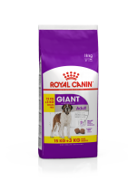 Giant Adult (Royal Canin для взр.собак гигант. пород, 15 кг + 3 кг) (704991)