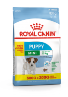 Mini Puppy (Junior) (Royal Canin для юниоров мел. пород /2-10 мес./, 500гр + 300гр) ()