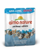 Azul Label Snack Cat Tuna (Колбаски для кошек с тунцом от Альмо Натюр) 15гр