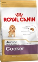 Cocker Junior (Royal Canin для щенков Кокер-Спаниеля)