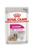 Exigent (Royal Canin влажный корм для привередливых собак, паштет, пауч) (85166)