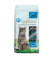 Applaws Dry Cat Ocean Fish (Аплаус беззерновой для кошек с океанической рыбой)