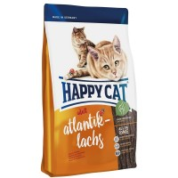 Happy Cat Supreme Adult Atlanticlachs (Хэппи Кэт для кошек с атлантическим лососем)