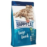 Happy Cat Supreme Large Breed (Хэппи Кэт для кошек крупных пород с домашней птицей и ягненком)