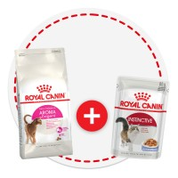 Акция! ROYAL CANIN Exigent 33 Aromatic Attraction (Роял Канин для кошек, приверед. к аромату еды) (17805)