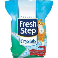"Fresh Step ""Crystals"" наполнитель силикагелевый для кошачьего туалета ( 12005, 12004 )"