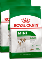 Акция! Mini Adult 30% (Royal Canin для взр. собак мел. пород) (10592)
