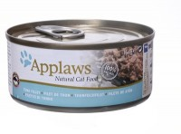 Applaws консервы для кошек с филе тунца, Cat Tuna Fillet